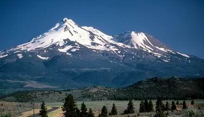 Гора Шаста (США, Калифорния)