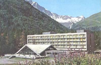 Гостиница Иткол (Карачаево-Черкесская  Республика)