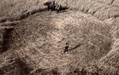Россонские «круги на полях»